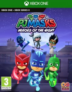 PJ Masks: Heroes Of The Night (Xbox One)