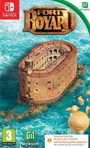 Fort Boyard [Code In A Box] (Switch)