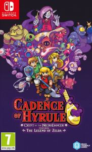 Cadence Of Hyrule – Crypt Of The NecroDancer (Switch)