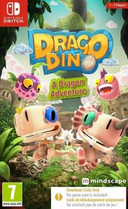 Dragon Adventure - Code In Box (Switch)