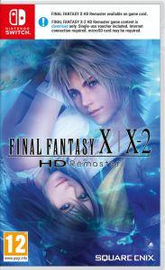 Final Fantasy X / X-2 HD Remaster (Switch)