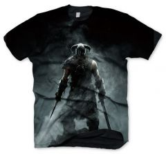 The Elder Scrolls: Skyrim - Dragonborn T-Shirt (M)
