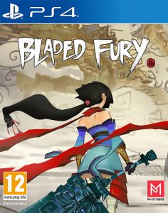 Bladed Fury (PS4)