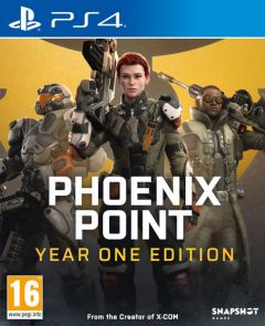 Phoenix Point - Year One Edition (PS4)