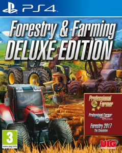 Forestry & Farming - Deluxe Edition (PS4)