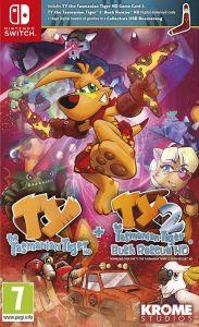 TY The Tasmanian Tiger HD + TY The Tasmanian Tiger 2: Bush Rescue HD Bundle (Switch)