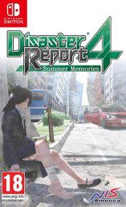Disaster Report 4: Summer Memories (Switch)