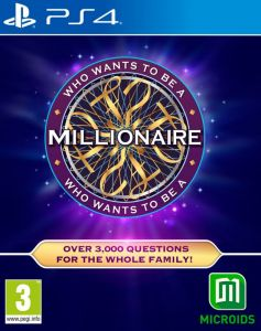Who Wants To Be A Millionaire (PS4)