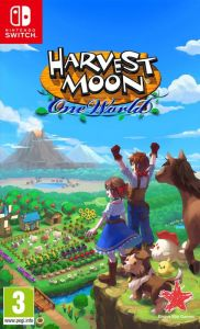 Harvest Moon: One World With FREE Key Ring (Switch)