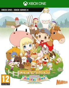 Story Of Seasons: Friends Of Mineral Town (Xbox One)