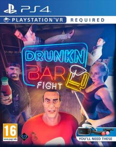 Drunkn Bar Fight (PS4 PSVR)