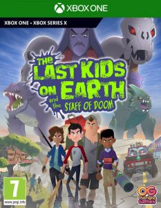The Last Kids On Earth And The Staff Of Doom (Xbox One)