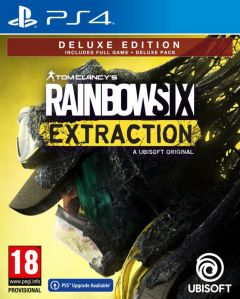 Tom Clancy's Rainbow Six: Extraction - Deluxe Edition (PS4)