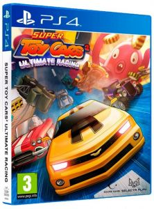 Super Toy Cars 2 Ultimate Racing (PS4)