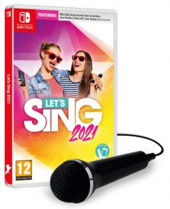 Let's Sing 2021 + 1 Mic (Switch)