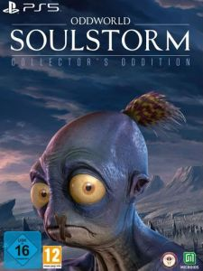 Oddworld Soulstorm: Collector's Oddition (PS5)
