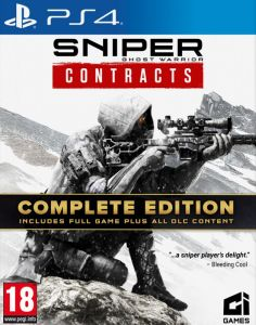 Sniper Ghost Warrior Contracts - Complete Edition (PS4)