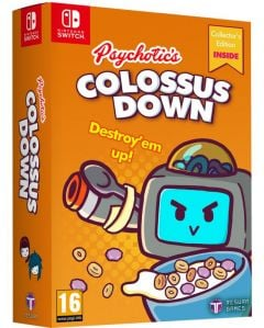 Colossus Down Destroy'em Up Edition (Switch)