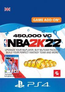 NBA 2K 450,000 VC - UK Account