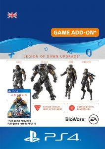 Anthem Legion of Dawn Upgrade - Digital Code - UK account