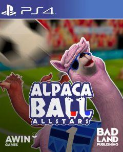 """Alpaca Ball """"All-Stars"""" (PS4)"""
