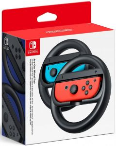 Nintendo Switch Joy-Con Wheel Accessory Pair (Switch)