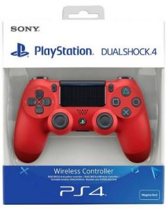 PS4 Dualshock Controller V2 Magma Red (PS4)