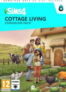 The Sims 4 Expansion Pack 11 - Cottage Living (PC)