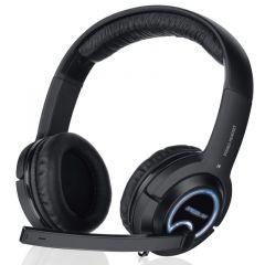SPEEDLINK Xanthos Stereo Universal Gaming Headset, Black