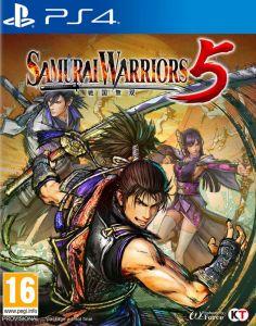 Samurai Warriors 5 (PS4)