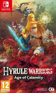 Hyrule Warriors - Age Of Calamity With Notebook, Poster & Cards (Switch)