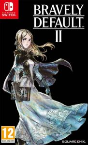 Bravely Default II With FREE Double Sided Poster, Postcards And Sticker Sheet (Switch)