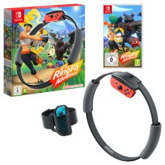 Ring Fit Adventure (Switch)