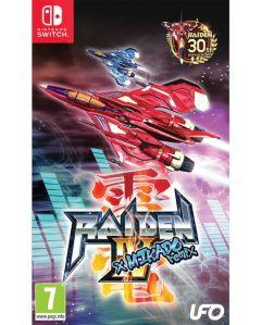 Raiden IV X Mikado Remix (Switch)