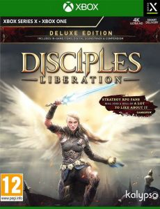 Disciples Liberation Deluxe Edition (Xbox Series X)