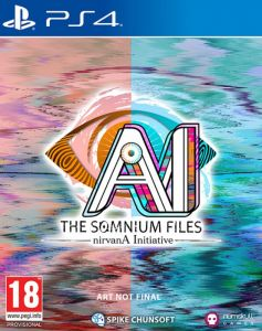 AI The Somnium Files: nirvanA Initiative (PS4)