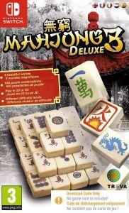 Mahjong Deluxe 3 - Code In Box (Switch)