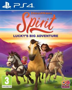 DreamWorks Spirit: Lucky's Big Adventure (PS4)