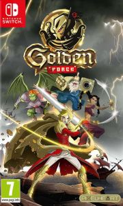 Golden Force (Switch)