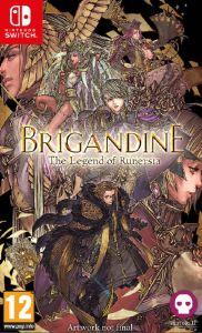 Brigandine: The Legend of Runersia (Switch)