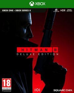 Hitman III Deluxe Edition (Xbox One)