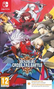 Blazblue Cross Tag Battle [Code In A Box] (Switch)