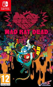Mad Rat Dead (Switch)