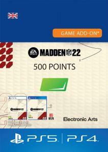 MADDEN NFL 22 - 500 Madden Points - UK account