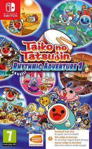 Taiko No Tatsujin: Rhythmic Adventure 1 (Switch)