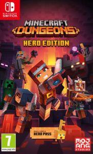 Minecraft Dungeons Hero Edition (Switch)