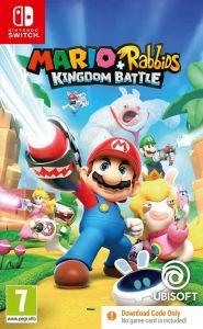 Mario + Rabbids Kingdom Battle [Code in box] (switch)