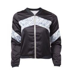 SONY Playstation Adult Female Sublimation Controller Sports Jacket, Medium, Multi-Colour