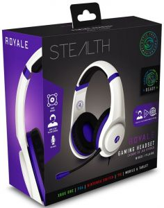 STEALTH XP-Royale Stereo Gaming Headset - Metallic Purple