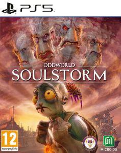 Oddworld Soulstorm: Standard Oddition (PS5)